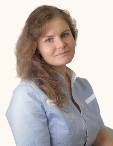 Крыжановская Екатерина Евгеньевна